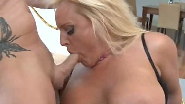 Masochist MILF Alexis All Tied Up