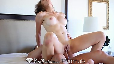 HD - PureMature Hot ass fucking for a hot milf