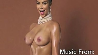 Kim Kardashian Gone Wild In HD!