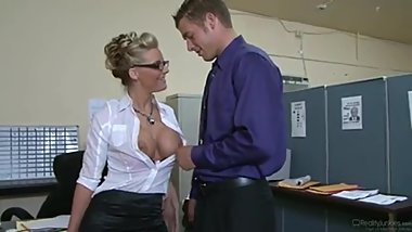 Phoenix Marie - Office Fuck