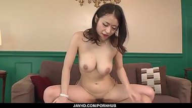 Kaede Niiyama is tight but enjoys a good fuck