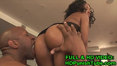 Asshole Filled With Cum - WWW.HDPunishTube.com