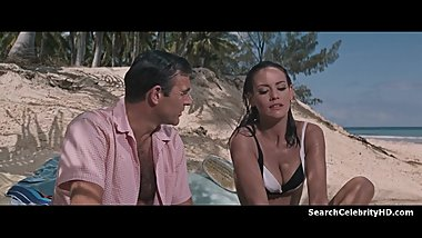 Claudine Auger in Thunderball (1966)