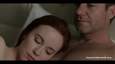 Elyse Levesque - Transporter The Series (2014) s2e12