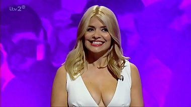 Holly Willoughby - ULTIMATE ASS CUMPILATION