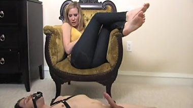 Matreisse Madeline Ruined Footjob