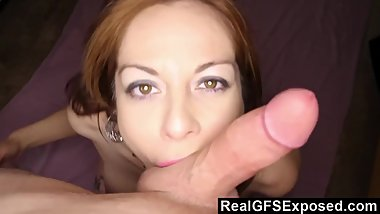 RealGfsExposed - Fucking and sucking POV