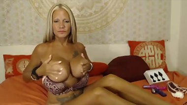 50 yearold milf with big boobs loves hard cocks