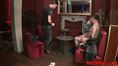 XY REAL CUCKOLD SHARES WIFE WITH STRANGER HD