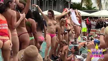 Wet-t Naked Sluts Key West Fest Uncut Rnd3
