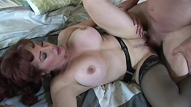 Cheating Step Mom Makes Fetish Video In Hotel Room
