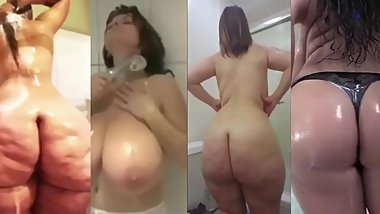 Wet PAWGs: Who would you fuck?