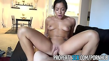 Asian Milf Bounces On Dick : Snapchat @AlexisFox69 For Nudes