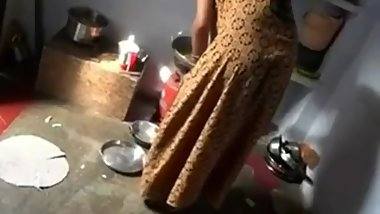 Indian Village Sex With My Brother Wife in Kitchen