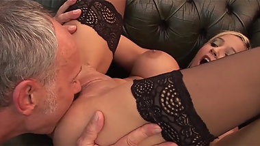 2 Horny Sluts Fuck 2 Guys Just For Fun! Natali DiRossa & Romana Ryder!