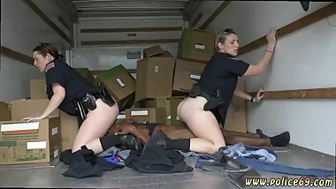 Milf and black girl big boobs hd Black suspect taken on a tough ride