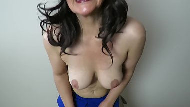 Pulpy Betty Sexy Milf gives sexual education to best friend's son POV ASMR