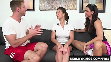 RealityKings - Milf Hunter - India Summer Levi Cash Shae Sum