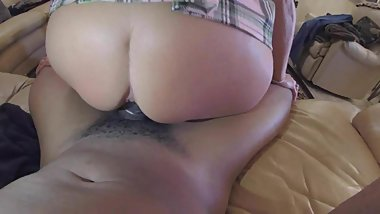 Sexy Milf Rides My Cock