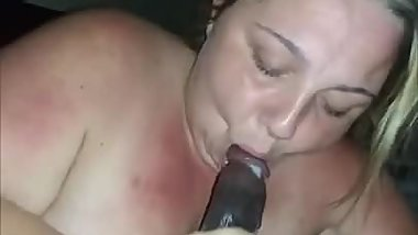 She Sucks Big Load Of Cum Out My Dick Then Shows It In Mouth