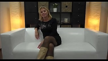 Zdenka Is A 52 Yr. Old MILF From Prague