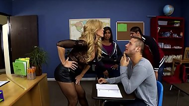 Amber Lynn Hot Teacher