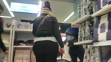Phat East African Booty.