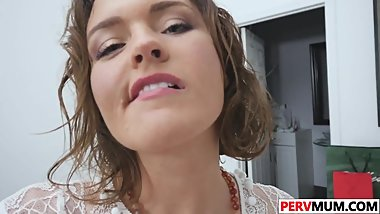 Stepsons Big Dick In Hot Krissy Lynn