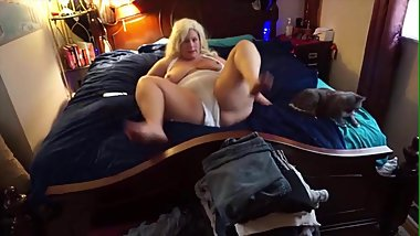 BBW Ursula sexy white dress