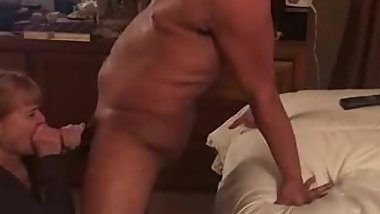 Milf gilf wife Jan blowjob hidden cam #166