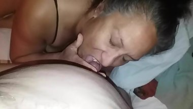 latin wife libby gets fucked after getting her toes sucked