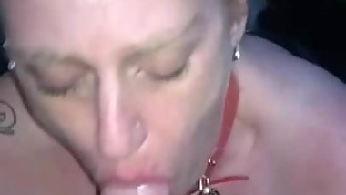 British milf cock sucking..