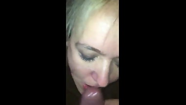 Croatian whore beging for cum